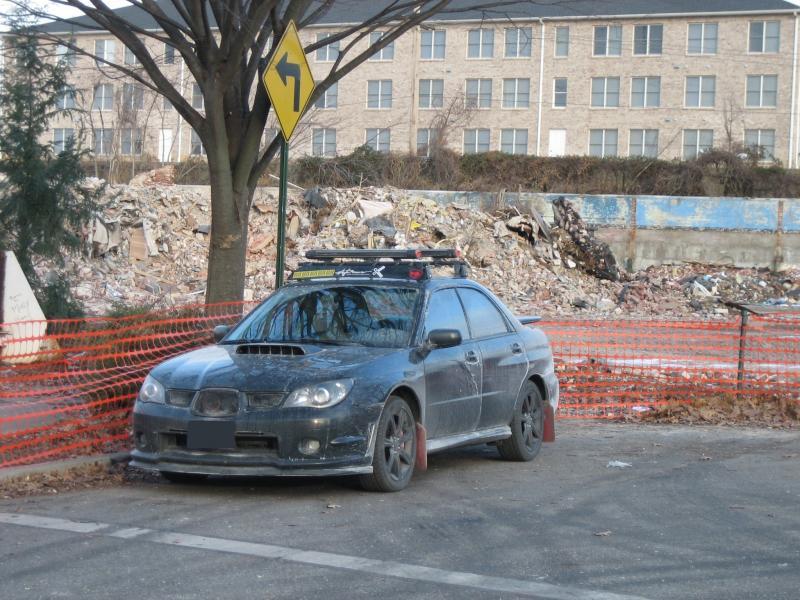 What Roof Rack Fits The 2003 Wrx Sti Subaru Wrx Forum