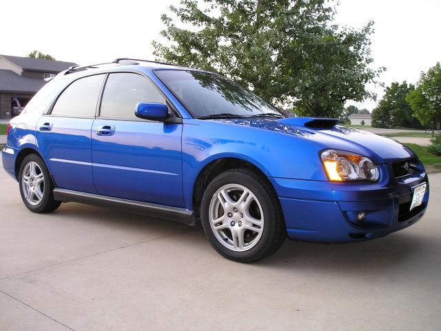 2004 Wrx Wagon ?'s - Subaru WRX Forum