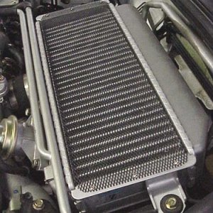 Intercooler Screen