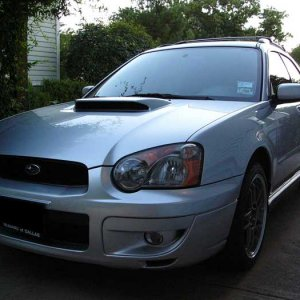 Pic's of the WRX