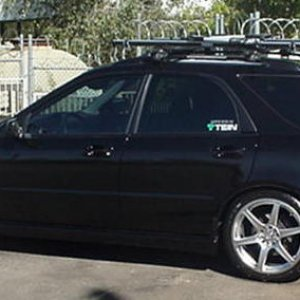 2004 Java Black Wagon