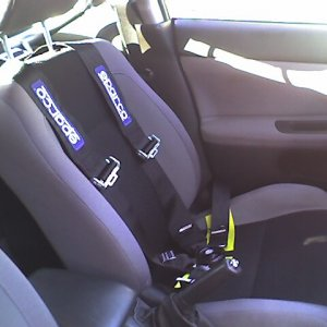 Sparco 4-point Harness